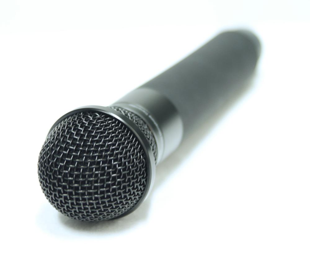 kabelloses Mikrofon akkubetriebene Mikrofonanlage Berlin mieten
