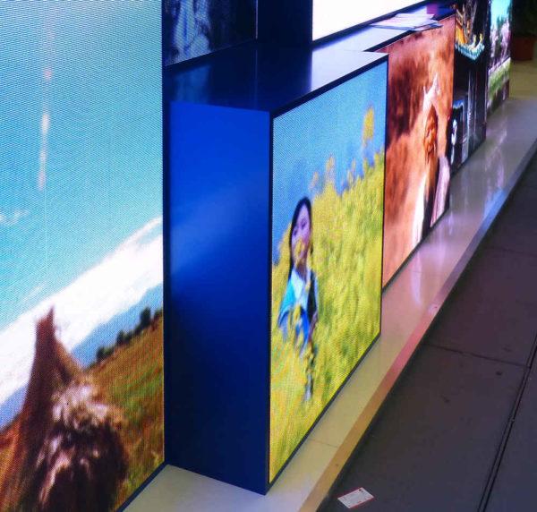 LED-Wand ausleihen LED-Modul indoor LED-Videowand mieten outdoor Berlin