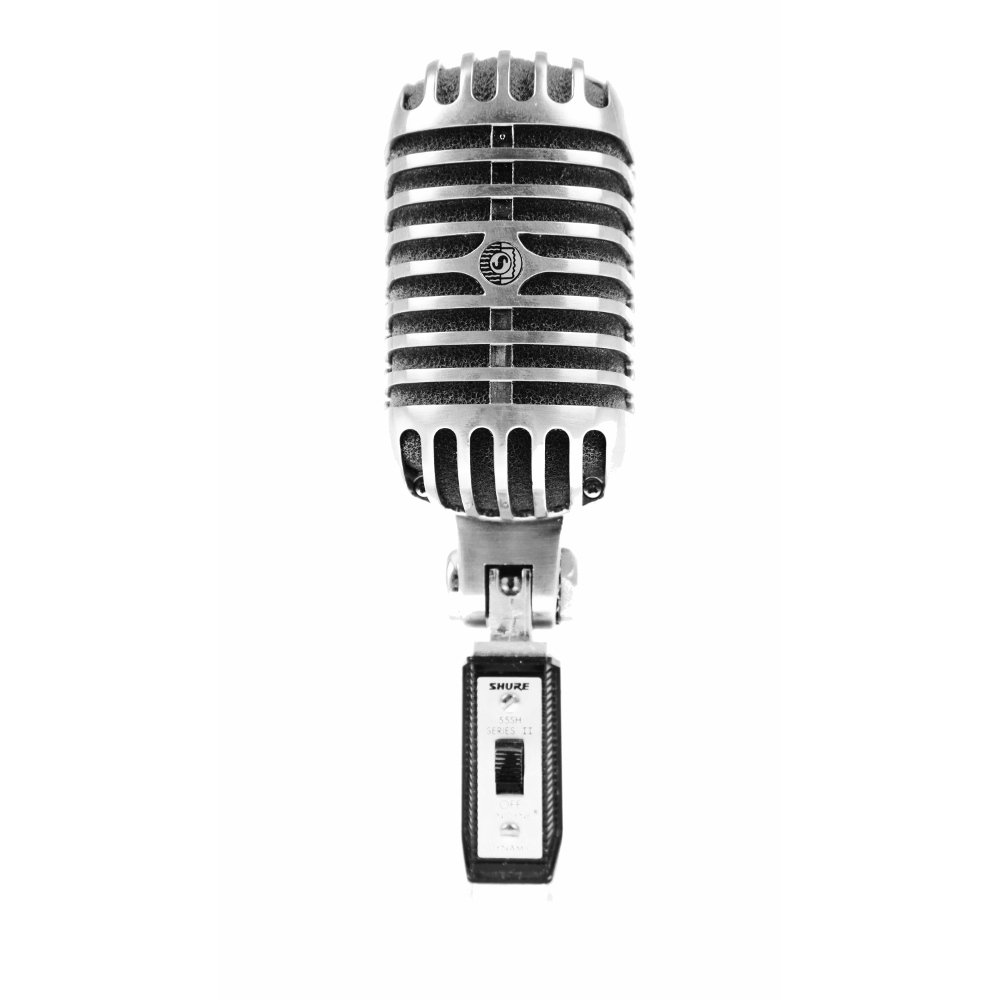 mikrofon shure sh55 leihen mieten Verleih Berlin