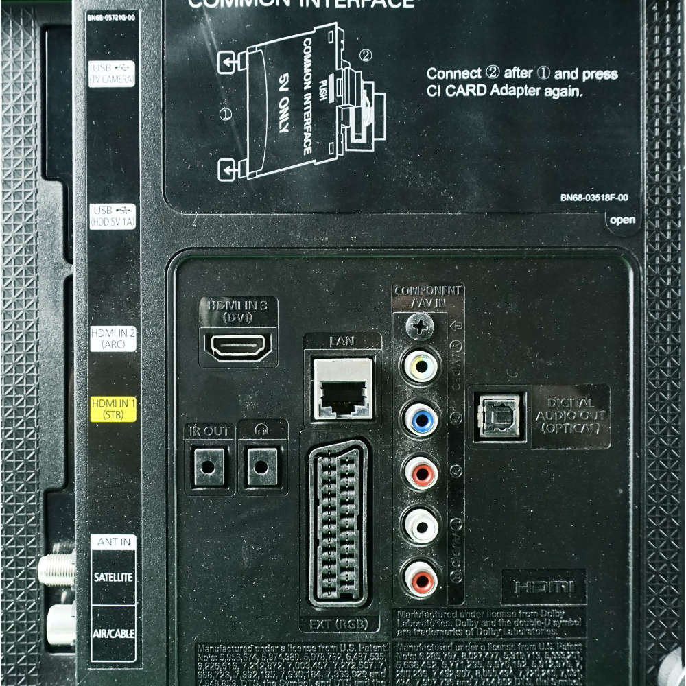 Bildschirm flachbildschirm mieten berlin Verleih Monitor