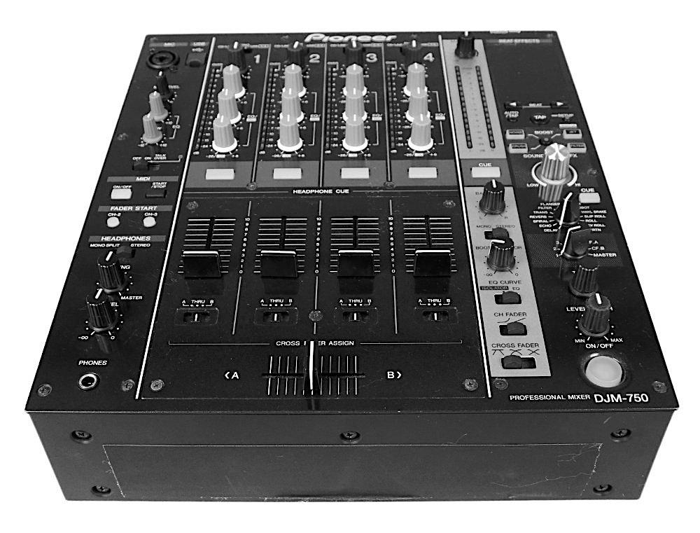 Mischpult Verleih DJM DJ Pioneer Verleih