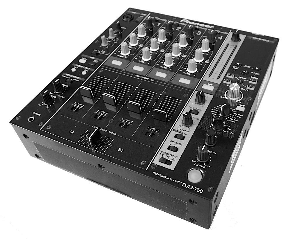mischpult ausleihen Berlin DJ