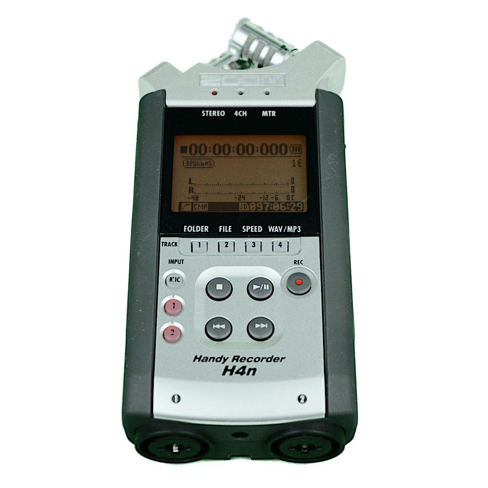 Digitalrecorder Audiorecorder digitaler Mitschnitt Verleih mieten