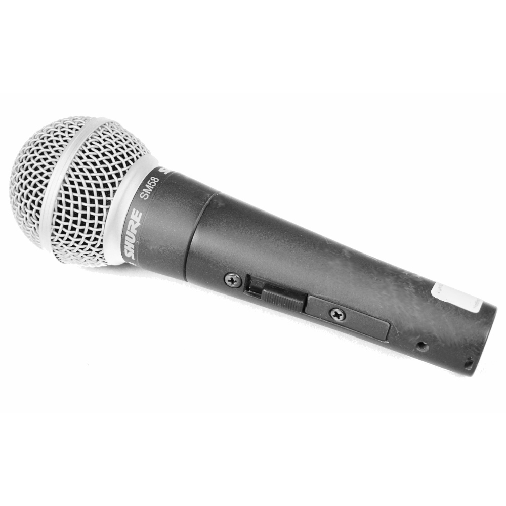 mikrofon shure sm58 ausleihen mieten Verleih Berlin