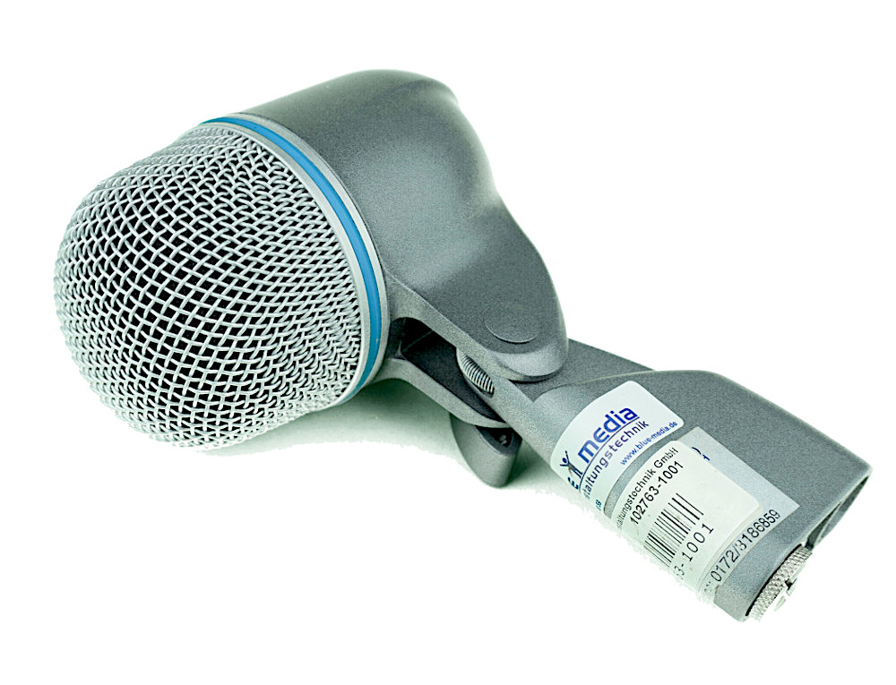 shure mikrofon Berlin mieten verleih
