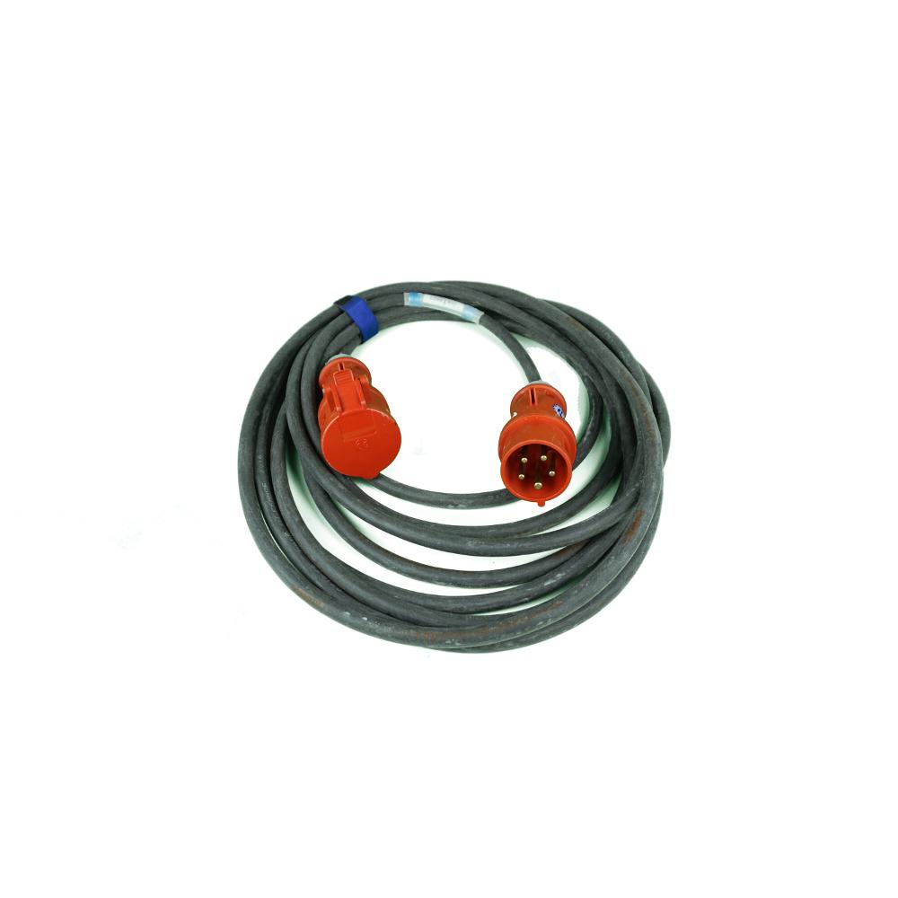 16 A Kabel Verlängerung mieten Verleih