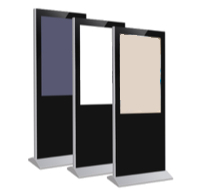 Touchscreen Kiosk mieten Display Stele Verleih