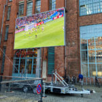 mobile LED Wand mieten Trailer ausleihen Berlin