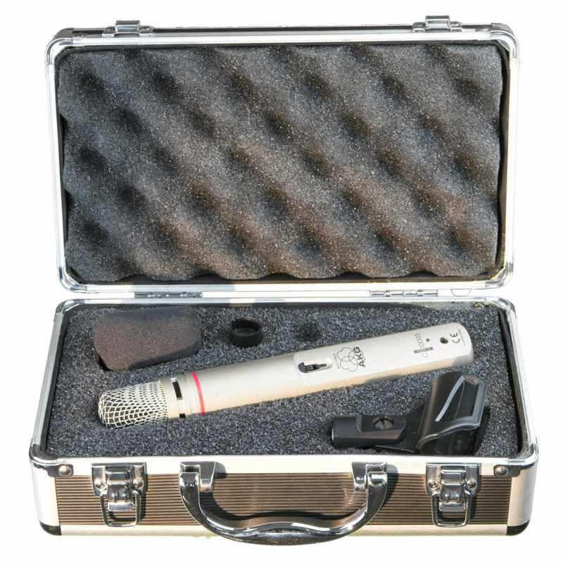 Mikrofon AKG C1000 mieten Berlin