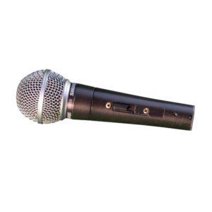 Mikrofone Shure SM58 mieten Berlin