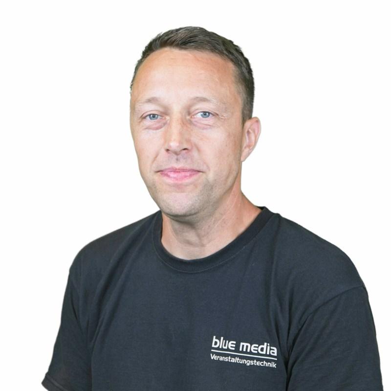 blue media event GmbH Berlin Veranstaltungstechnik Eventtechnik Strom Lichttechnik Kevin Jelonek